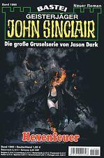 JOHN SINCLAIR ROMAN Nr. 1990 - Hexenfeuer - Jason Dark NEU