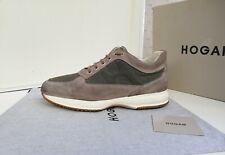 Scarpe HOGAN N.45 (11) ORIGINALI Interactive Shoes Men, Uomo MADE in ITA,BEIGE