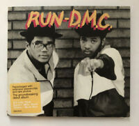 Run DMC - Self Titled Debut Album. Repackaged / Expanded Sleevenotes CD