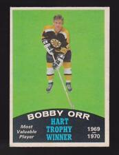 1970-71 OPC O-Pee-Chee #246 Bobby Orr Hart Trophy  VGEX+ to EX-