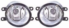 Pair OS Left NS Side Fog Lights H11 For Lexus RX450 ATV SUV 6.09-On