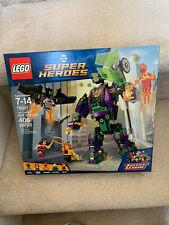 LEGO 76097 Lex Luthor Mech Takedown Batman Wonder Woman Firestorm Cheetah