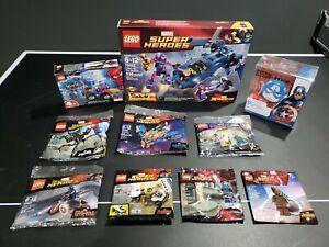LEGO Marvel Super Heroes X-Men vs The Sentinel (76022), Polybags, Speaker & MORE