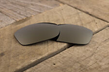 Copper Bronze Polarized Mirrored Lenses for Oakley Jupiter Squared - Grey Tint