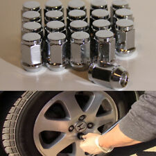 Mk4 Tuner Locking Wheel Nuts 12x1.5 Bolts Tapered For Toyota Camry 96-01