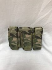 Eagle Industries MOLLE Triple 40mm Grenade Pouch Multicam RLCS SOF AOR NSN