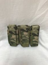 Eagle Industries MOLLE Triple 40mm Grenade Pouch Multicam RLCS SOF AOR NSN