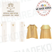 LOONA MONTHLY GIRL Official Light Stick Pouch & Cape Authentic K-POP Goods