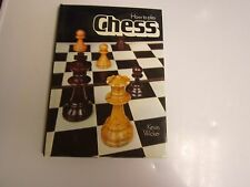 Vintage Allan Troy Chess Book--MB #4-How to Play Chess