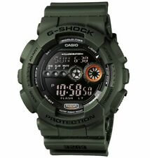CASIO G-Shock GD-100MS-3A Orologio Uomo Digitale Military Green Style