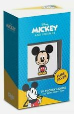 New listing Chibi™ Coin Collection Disney Series – Mickey Mouse 1oz Silver Coin New In Hand