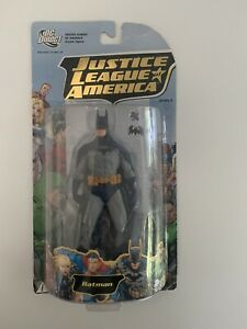 DC Direct Justice League of America Series 2 Batman Action Figure; New
