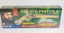 Lindberg 1/1 scale Flintlock Pirate Pistol replica LNDS8001 New Sealed