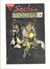 Epic Comics  Sachs & Violens  Mini Series  # 1 - 4  Peter David & George Perez
