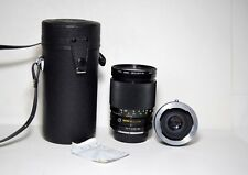 Vintage SOLIGOR Zoom Macro 28-80mm Japan Made Camera Lens Photography IN BOX