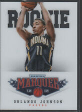 ORLANDO JOHNSON   2012-13 PANINI MARQUEE ROOKIE CARD #540