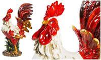 Oggettistica in ceramica Gallo galletto Decorato colorato a mano H279-D1305-23