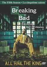 Breaking Bad: Season Five (DVD, 2013, Canadian-FREE SHIPPING IN CANADA