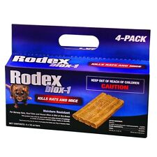 Neogen Rodex Blox-1 Rat and Mouse Bait
