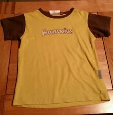Girls' 100% Cotton Brownies, Guides & Rainbows (2-16 Years)