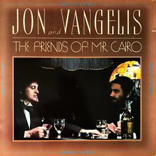 JON AND VANGELIS ‎- The Friends Of Mr. Cairo (LP) (VG+/VG-)