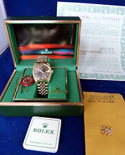 ROLEX 14K GOLD DATE 34mm from the original owner and it's  Beautiful!!!
