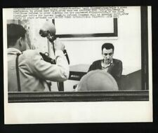 ORIGINAL 1959 CRIMINAL PHOTO EXECUTED CARYL CHESSMAN VINTAGE ROBBER KIDNAP RAPE