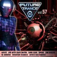 FUTURE TRANCE VOL 57 2 CD NEW+