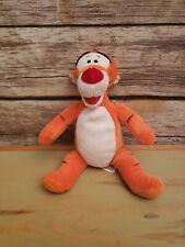 "Disney Tigger Winnie The Pooh Friends Red Nose Plush Bean Bag Stuffed Animal 9"""