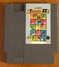 Track & Field II NES Game Nintendo