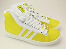 New Adidas Adicolor Limited Edition Yellow Y2  Hi Tops TARO Okamoto 10.5