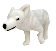 """Game of Thrones Ghost Direwolf 18"""" Plush Factory Entertainment New"""