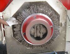 Ring Die Pellet Machine 2*30kw 500 - 700 kg/h pellets press