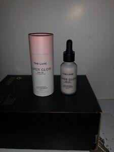 Tan Luxe Super Glow SPF 30 Hyaluronic Self Tan Serum