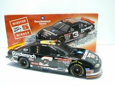 DALE EARNHARDT #3 No Bull Goodwrench 2000 Monte Carlo 76th Win Bank 1:24