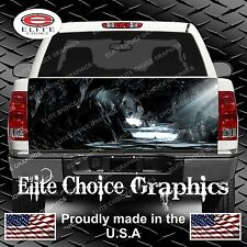 Caverns Cave Truck Tailgate Wrap Vinyl Graphic Decal Wrap