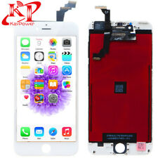 OEM iPhone 6 Plus White LCD Display Touch Screen Digitizer Assembly Replacement