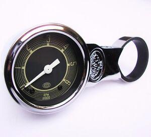 12v Tachometer 52mm 6000rpm Tacho for VW Beetle Splitscreen Ghia Bay AAC195