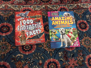 Books With Amazing Facts For Kids