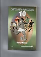 MUNSTER RUGBY - TONY WARD - LIFE AT NUMBER 10 - LEINSTER, IRELAND