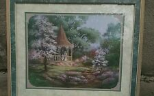 Gazebo in the Park by Margie Whittington framed Picture