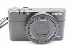 Sony Cyber-shot DSC-RX100 20.2MP Digital Camera - Black