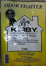 KIRBY ODOR FIGHTER CHARCOAL BAGS