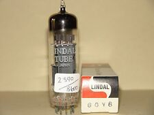 Lindal Japan 6GV8 ECL85 Vacuum Tube Very Strong & Balanced (5) Available