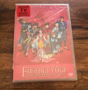 Fushigi Yugi: The Mysterious Play - Volume 4 Anime DVD Brand New and Sealed
