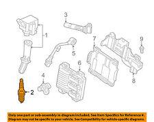 GM OEM Ignition-Spark Plug 12673527