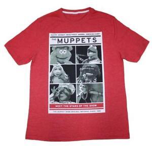 Muppets ( Size S ) Meet the Stars - Shadow effect  Men's / unisex t shirts