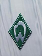 Aufnäher Patch Fußball Football club Werder Bremen Logo Iron on Bügelbild
