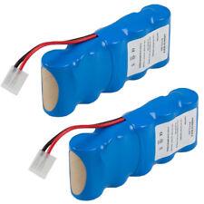 2x MTEC Akku Batterie für Somfy & Bosch Gurtwickler K8 K10 K12 Roll Easy Lift