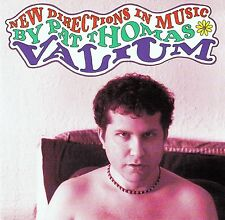 Pat thomas-New Directions in Music by pat thomas: valium/CD-COMME NEUF